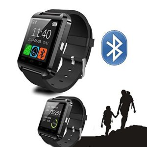 LuxsureBluetooth-Smart-Watch-WristWatch-U8-UWatch-Fit-for-Smartphones-IOS-Android-Apple-iphone-44S55C5S-Android-Samsung-S2S3S4Note-2Note-3-HTC-Sony-BlackberryBlack-0-2